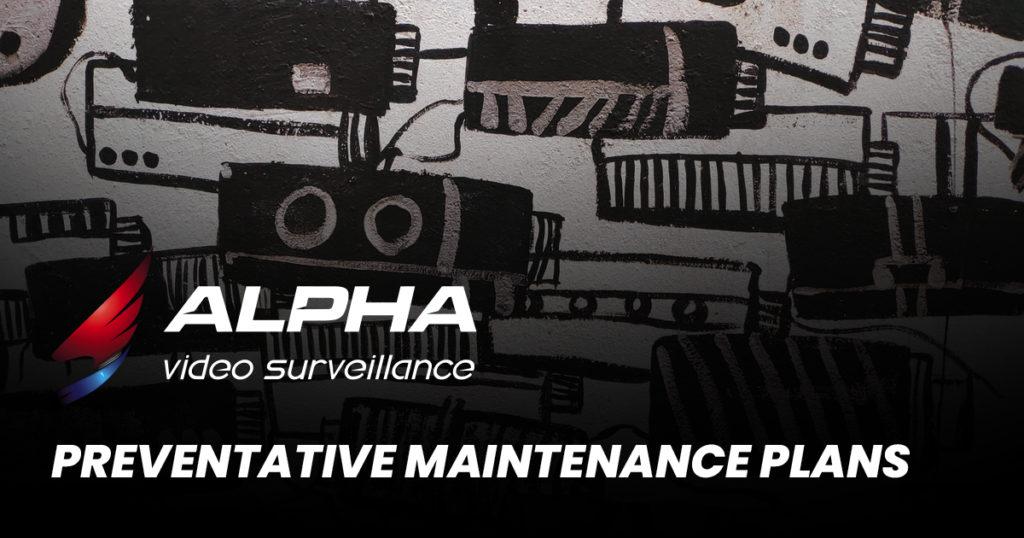 Alpha Video Surveillance PMA